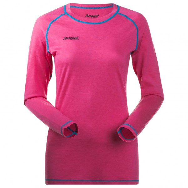 Bergans - Mispel Lady Shirt - Merinovilla-alusvaatteet