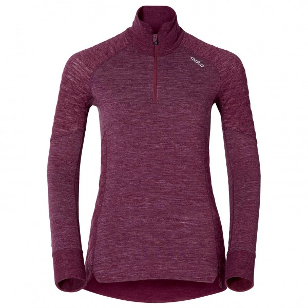 Odlo - Women's Revolution Tw X-Warm Shirt L/S 1/2 Zip