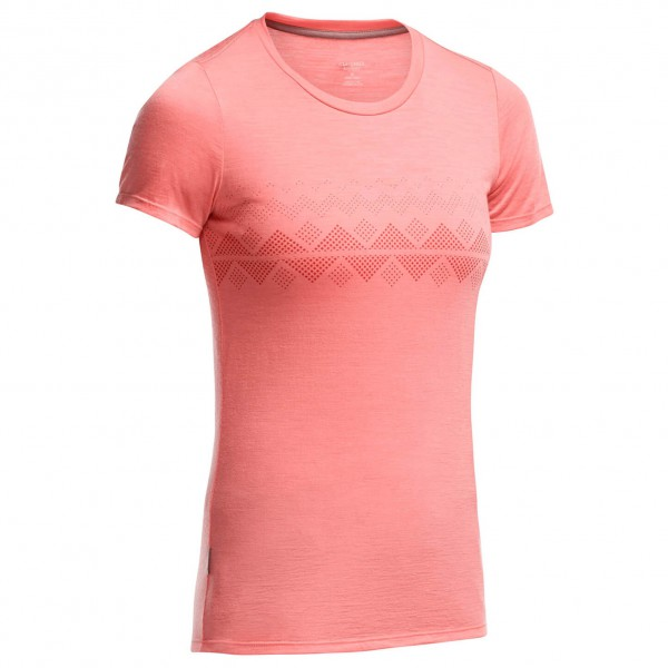 Icebreaker - Women's Tech Lite S/S Crewe Fair Isle
