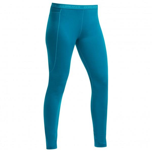 Icebreaker - Women's Zone Leggings - Underkläder merinoull