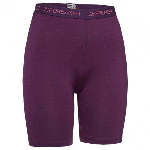 Icebreaker - Women's Zone Shorts - Merinoundertøy
