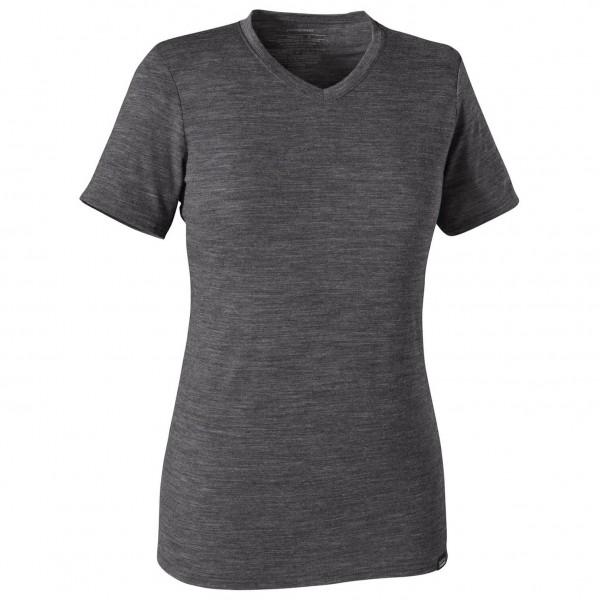 Patagonia - Women's Merino Daily V-Neck - Merino undertøj