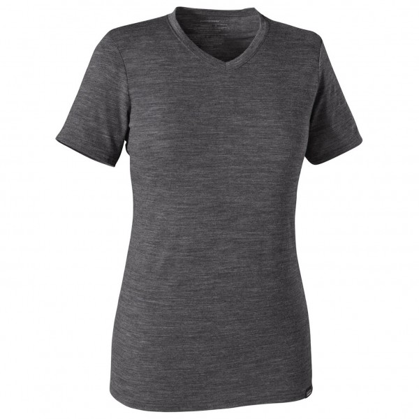 Patagonia - Women's Merino Daily V-Neck - Merinounderkläder