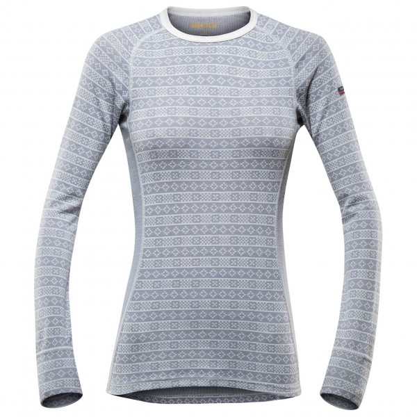 Devold - Alnes Woman Shirt - Merino ondergoed