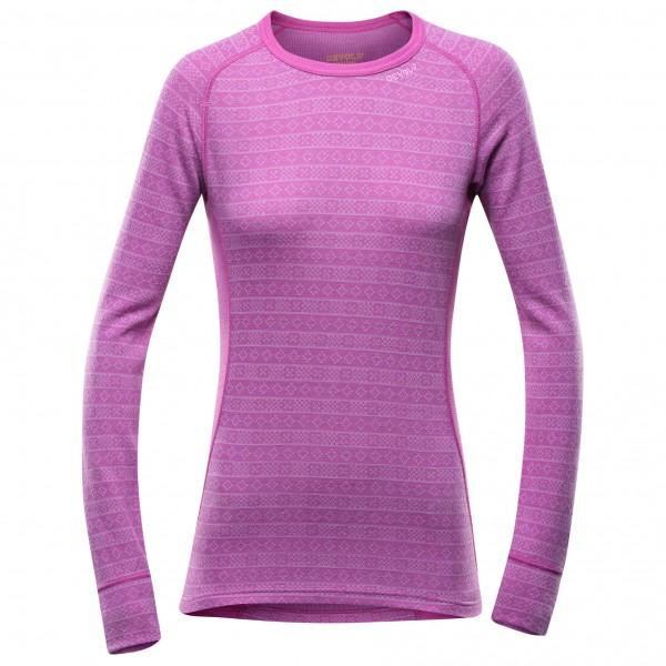 Devold - Alnes Woman Shirt - Merinounterwäsche