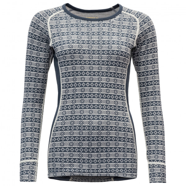 Devold - Alnes Woman Shirt - Merino undertøj