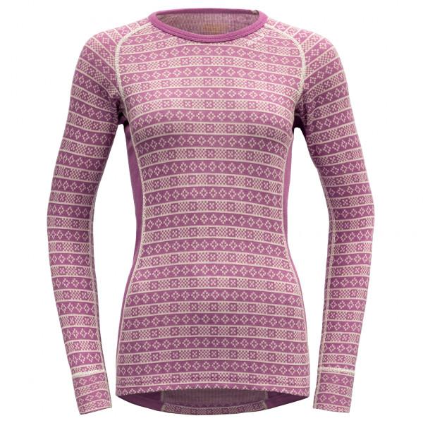 Devold - Alnes Woman Shirt - Merinoundertøy