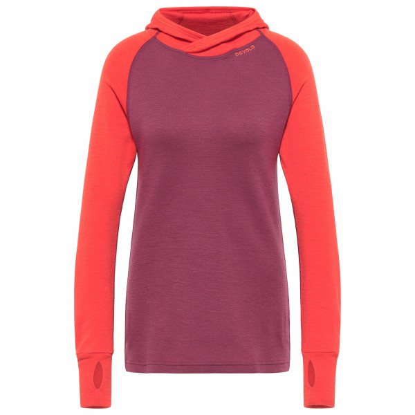 Devold - Expedition Woman Hoodie - Merino base layers
