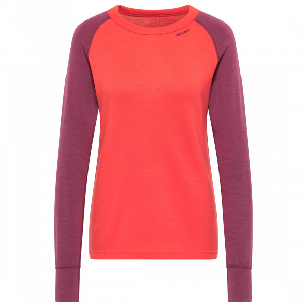 Devold - Expedition Woman Shirt - Merino ondergoed