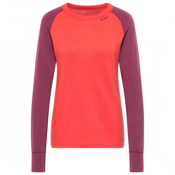 Devold - Expedition Woman Shirt - Merinovilla-alusvaatteet