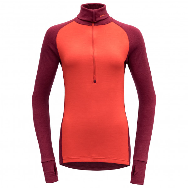 Devold - Expedition Woman Zip Neck - Merino underwear