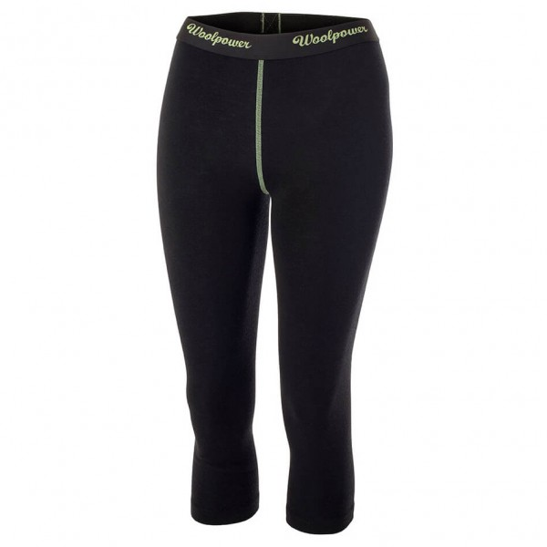 Woolpower - Women's 3/4 Long Johns Lite - Merino underwear