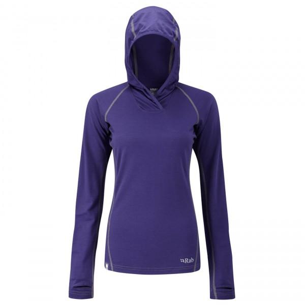 Rab - Women's MeCo 165 Hoodie - Merino jumpers