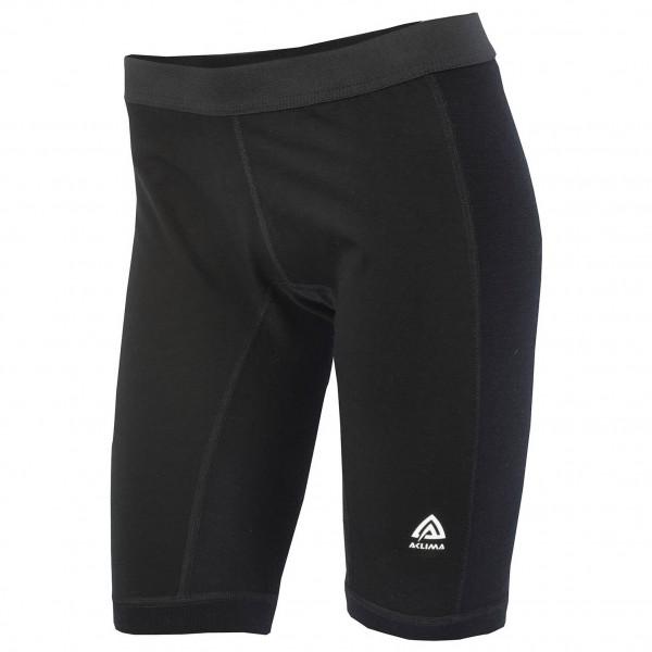 Aclima - Women's WW Long Shorts Windstop - Merino underwear