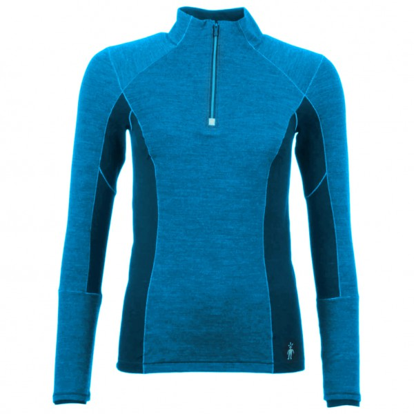 Smartwool - Women's PhD Light Zip T - Merino ondergoed