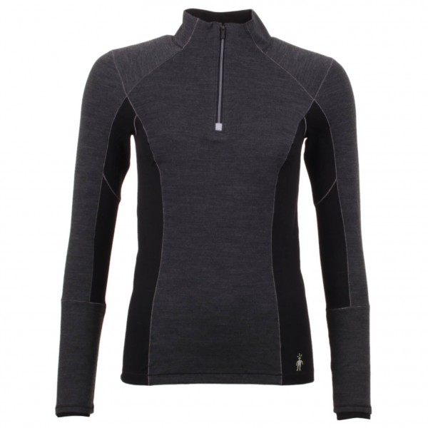 Smartwool - Women's PhD Light Zip T - Merinounterwäsche