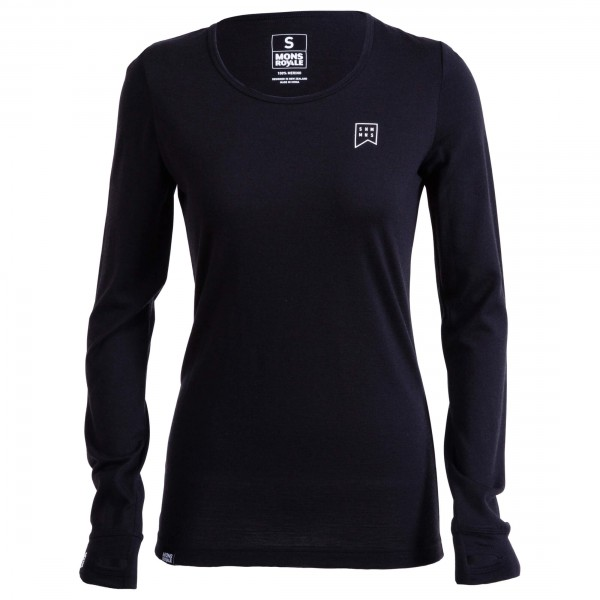 Mons Royale - Women's Original LS - Merino base layers