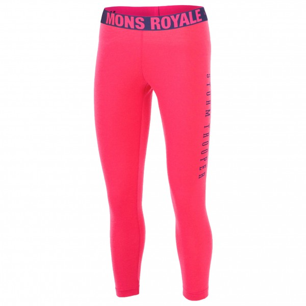 Mons Royale - Women's Legging - Merino ondergoed