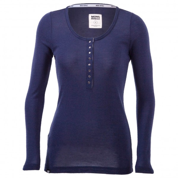 Mons Royale - Women's Pop Pop Top - Merino ondergoed
