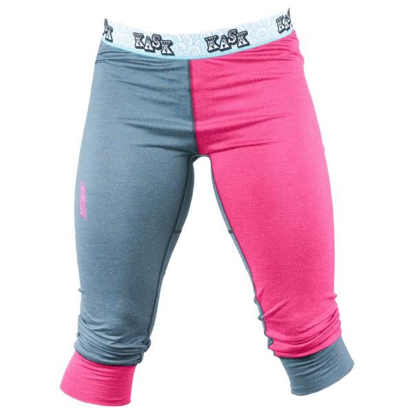 Kask - Women's Longjohn 200 3/4 - Merino underwear