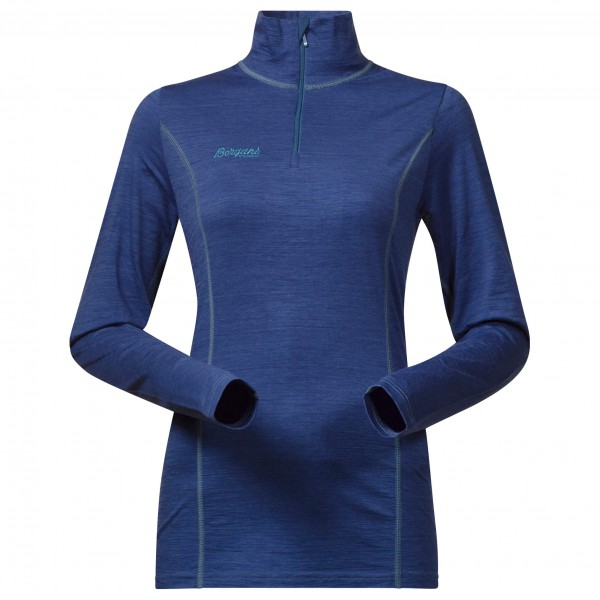 Bergans - Soleie Lady Half Zip - Merino base layer