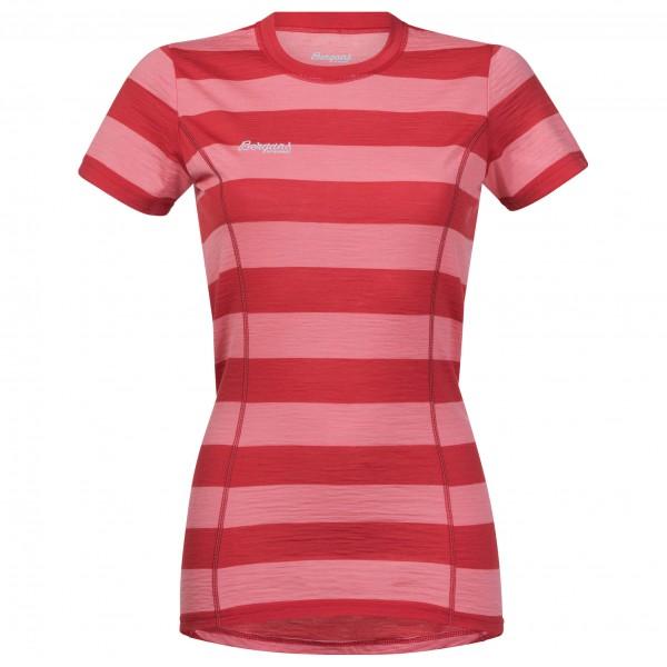 Bergans - Soleie Lady Tee - Sous-vêtements en laine mérinos