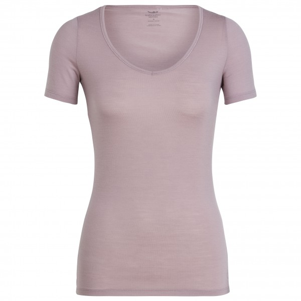 Icebreaker - Women's Siren S/S Sweetheart - Merino base layer
