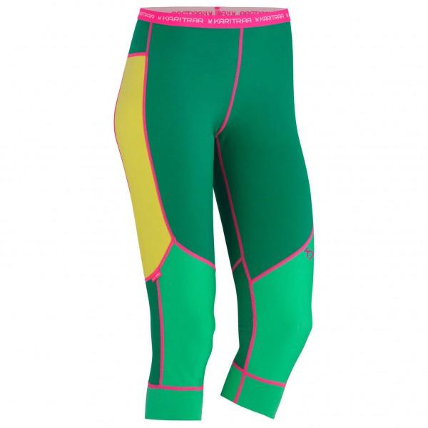 Kari Traa - Women's Tikse Capri - Merino underwear