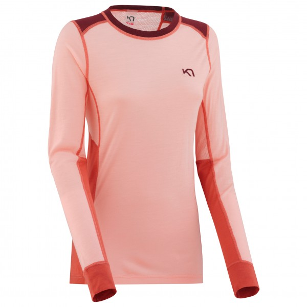 Kari Traa - Women's Tikse LS - Merino base layers