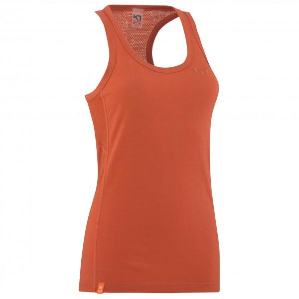 Kari Traa - Women's Tikse Singlet - Merinovilla-alusvaatteet