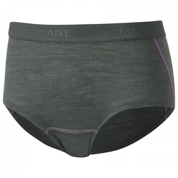 Montane - Women's Primino 140 Boy Shorts - Merino ondergoed