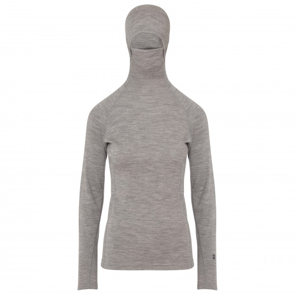 66 North - Women's Basar Hooded - Merinovilla-alusvaatteet
