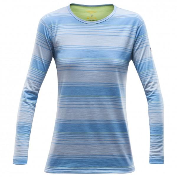 Devold - Breeze Woman Shirt - Merinovilla-alusvaatteet