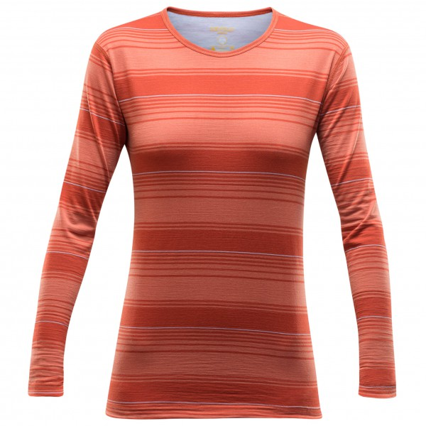 Devold - Breeze Woman Shirt - Merinounterwäsche