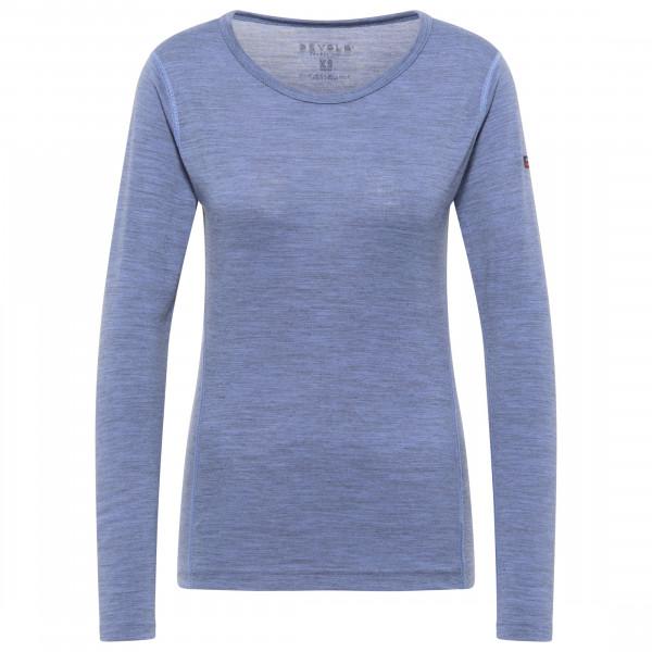 Devold - Breeze Woman Shirt - Merino undertøj