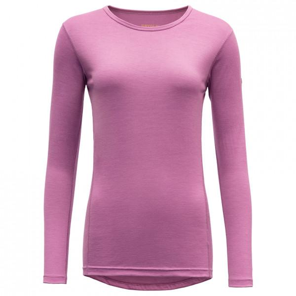 Devold Breeze Woman Shirt Merino undertøj Iris | XS