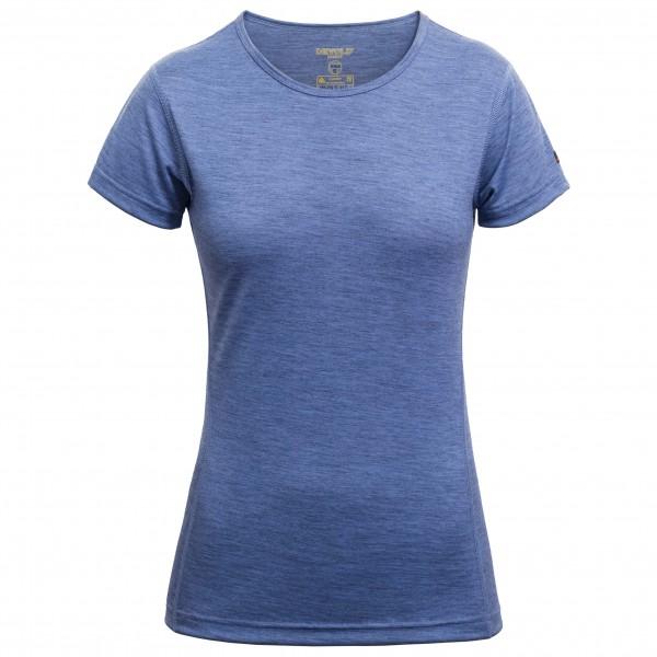 Devold - Breeze Woman T-Shirt - Merinovilla-alusvaatteet