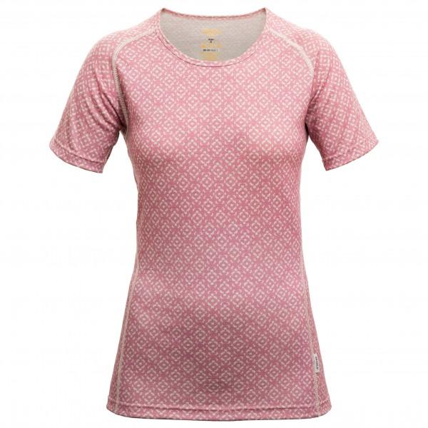 Devold - Breeze Woman T-Shirt - Merino ondergoed