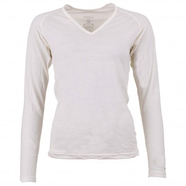 Devold - Breeze Woman V-Neck - Merinovilla-alusvaatteet