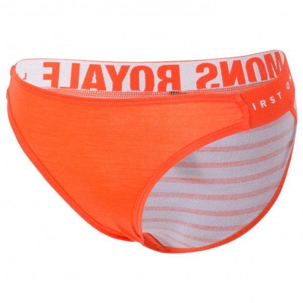 Mons Royale - Women's Bikini Brief - Sous-vêtements en laine