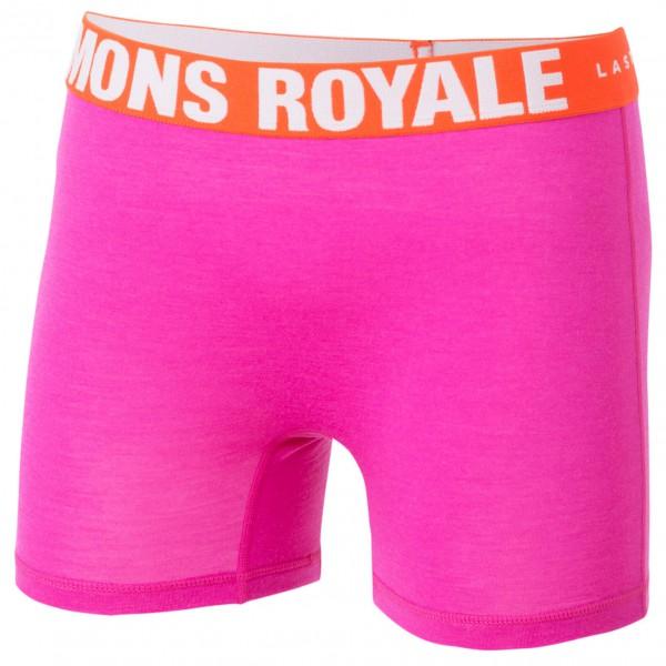 Mons Royale - Women's Hannah Hot Pant - Merinounterwäsche