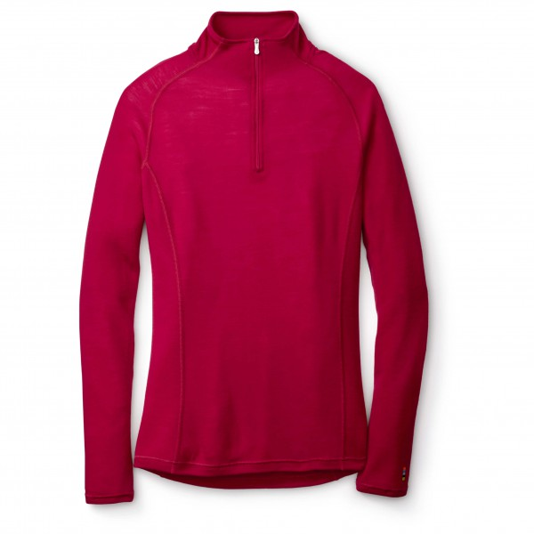 Smartwool - Women's NTS Light 200 Zip T - Merino ondergoed