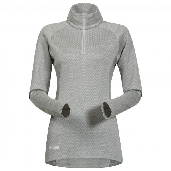 Bergans - Snøull Lady Half Zip - Merino underwear
