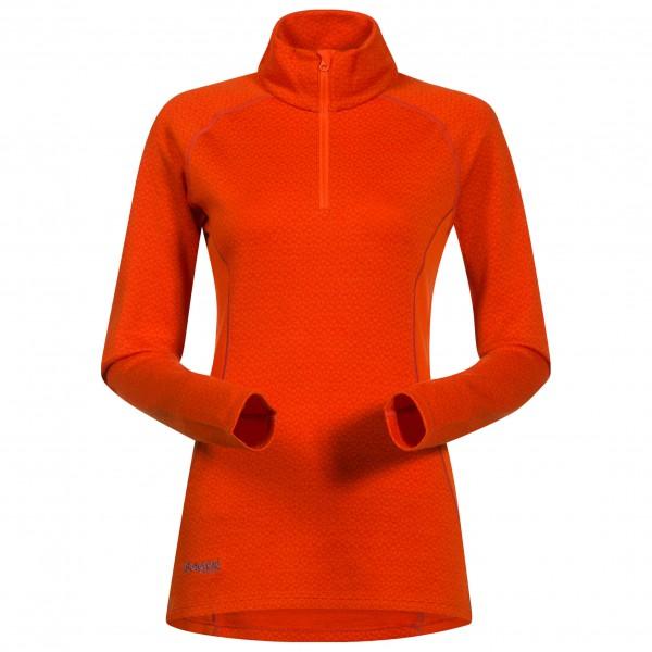 Bergans - Snøull Lady Half Zip - Underkläder merinoull