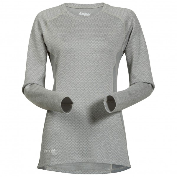 Bergans - Snøull Lady Shirt - Merino base layers