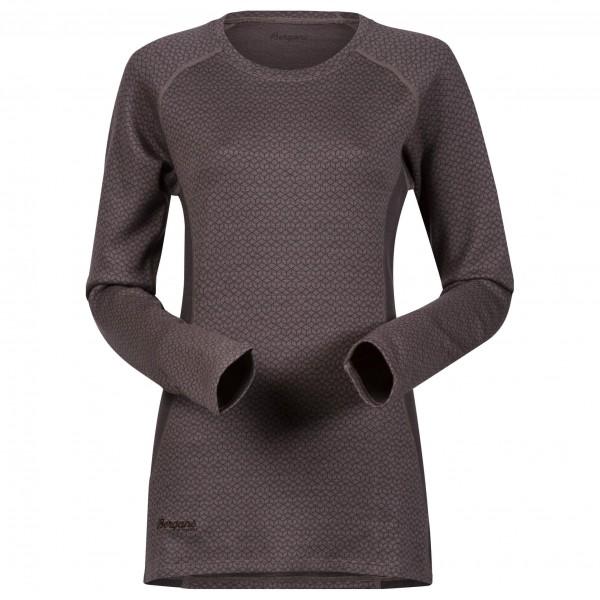 Bergans - Snøull Lady Shirt - Merinovilla-alusvaatteet