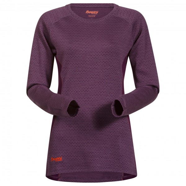 Bergans - Snøull Lady Shirt - Merino base layer