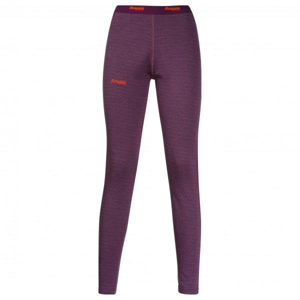 Bergans - Snøull Lady Tights - Merino underwear