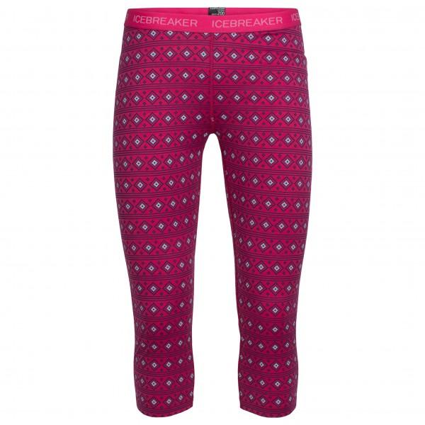 Icebreaker - Women's Oasis Legless Align - Merino ondergoed