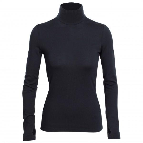 Icebreaker - Women's Vertex L/S Turtleneck - Merino undertøj
